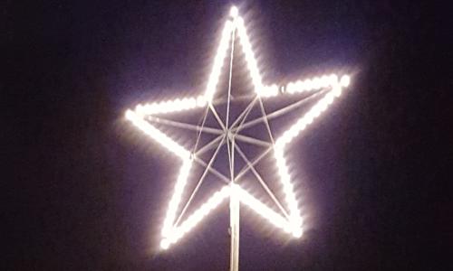 Bethlehem Star Lighting Drive-Thru, December 5
