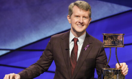 Ken Jennings Will Be First Interim 'Jeopardy!' Host, Beginning 1/11