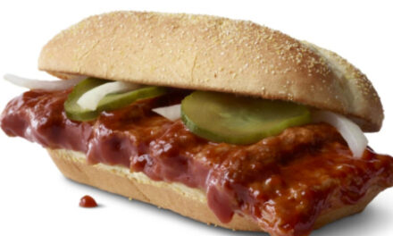 Mcdonald's Cult Classic, The McRib, Is Coming Back