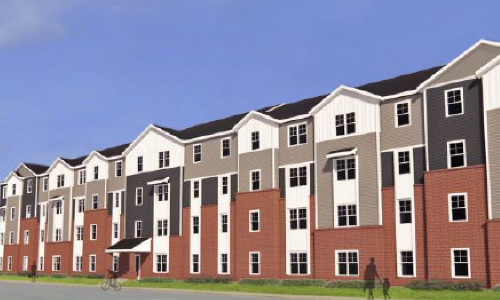 Affordable Senior Apartments Under Construction In Hickory