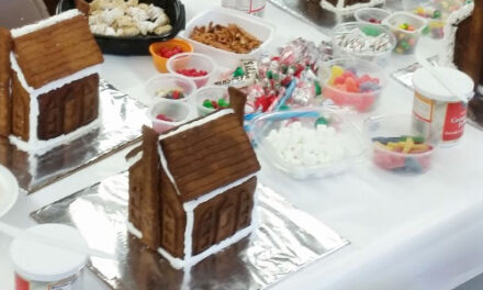 Register For HMA's Gingerbread House Party For Kids & Adults, 12/5
