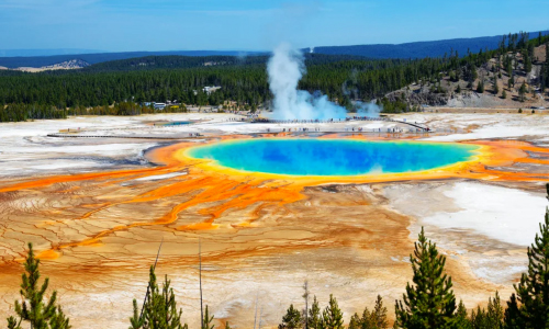 Three Charged In Hot Spring Culinary Caper At Yellowstone