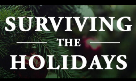 Free Surviving The Holidays Support Group, 11/19 & 12/8