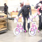 Bikes For Tykes Was A Big Success This Year