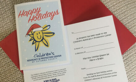 Sale Of Holiday Cards Benefits Children's Advocacy Group