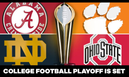 College Football Playoff Preview