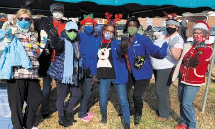 DWCC Held Successful Winter  Community Outreach