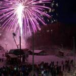 Appalachian Ski Mountain NYE Celebration With Fireworks