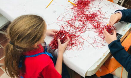 Holiday Ornament Workshop, K-6 Graders, Reg. By Today 12/3