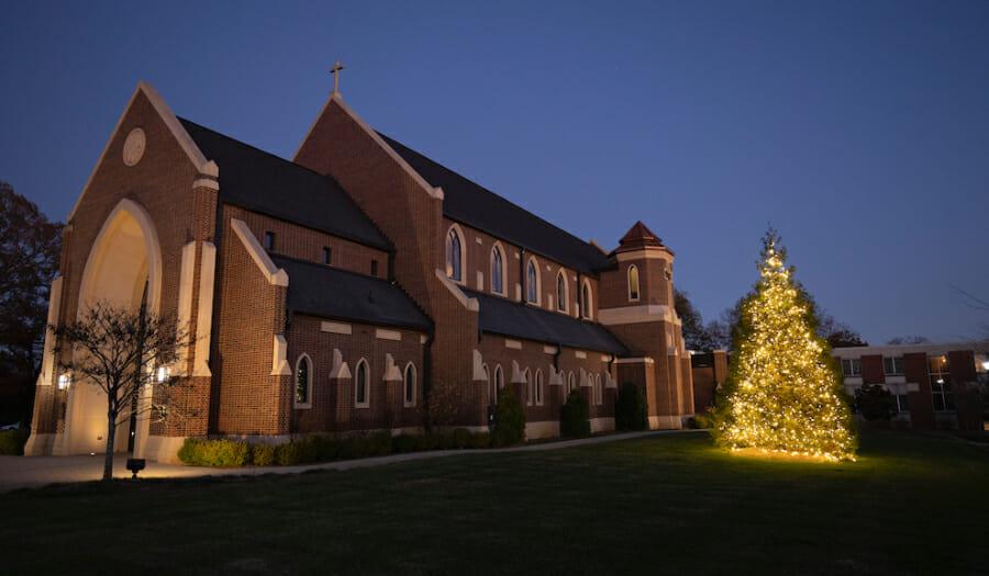 Lenoir-Rhyne To Stream Annual Christmas Concert, 12/11