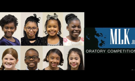 Dr. Martin Luther King, Jr Youth Oratorical Contest, Saturday, January 9th, Submit Registration By 1/5