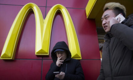 McDonald's Sells 'Spam Burger' With Cookie Crumbs In China
