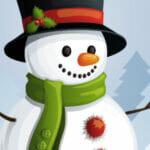 Downtown Hickory Snowman Stroll, Now Through Dec. 28