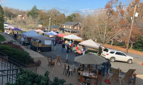 Hickory's Winter Farmers Market Is Back This Saturday, Jan. 2