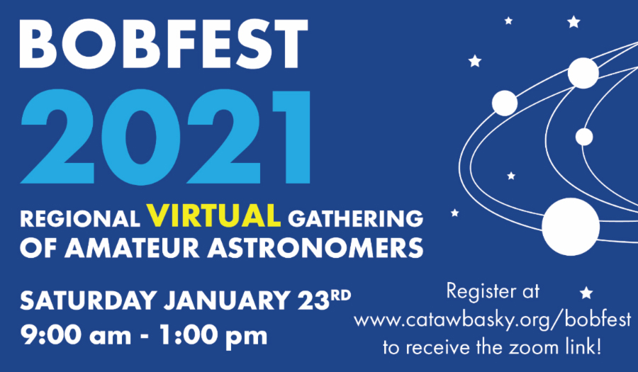 CSC's BoBfest 2021 Goes Virtual On  Saturday, January 23