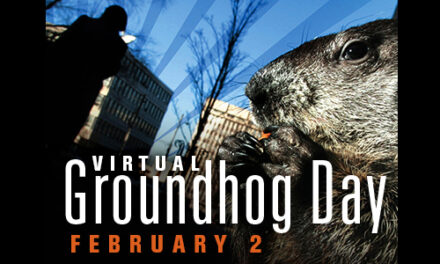 Groundhog Day Goes Virtual At NC Science Museum, 2/2
