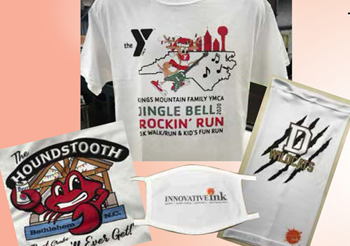 Innovative Ink Builds Out Apparel Decorating Services with Same Day Printing