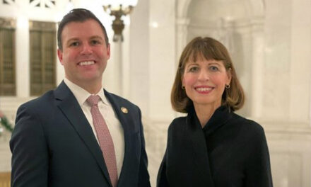 Pennsylvania Lawmaker Joins Familiar Incumbent, Her Son