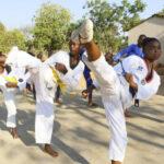 Teenager Teaches Taekwondo To Fight Child Marriage