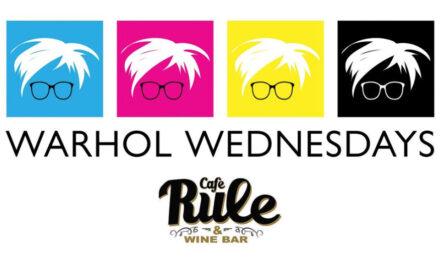 HMA's Warhol Wednesdays, Jan. 20 & Feb. 3, 6-8 PM