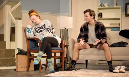 The Hickory Community Theatre Presents Final Four Performances Of Delightful Comedy Exit Laughing