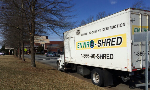 Enviro-Shred Offers Free Shredding at Patrick Beaver Memorial Library