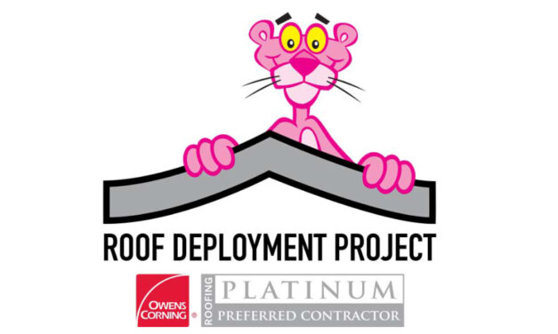 Morganton Veteran to Receive New Roof As Part Of The Owens Corning Roof Deployment Project