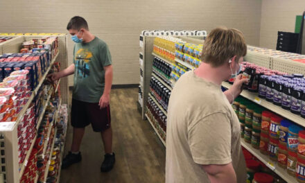 Student-Run Free Grocery Store Helps Feed Town's Hungry
