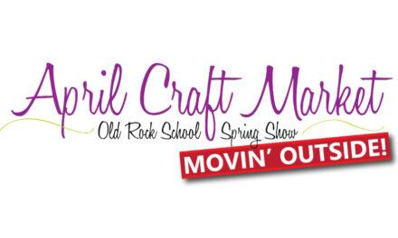 Vendor Applications Online Now For April Craft Market, 4/10