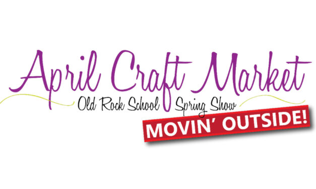 Vendor Applications Online Now For April Craft Market, 4/10