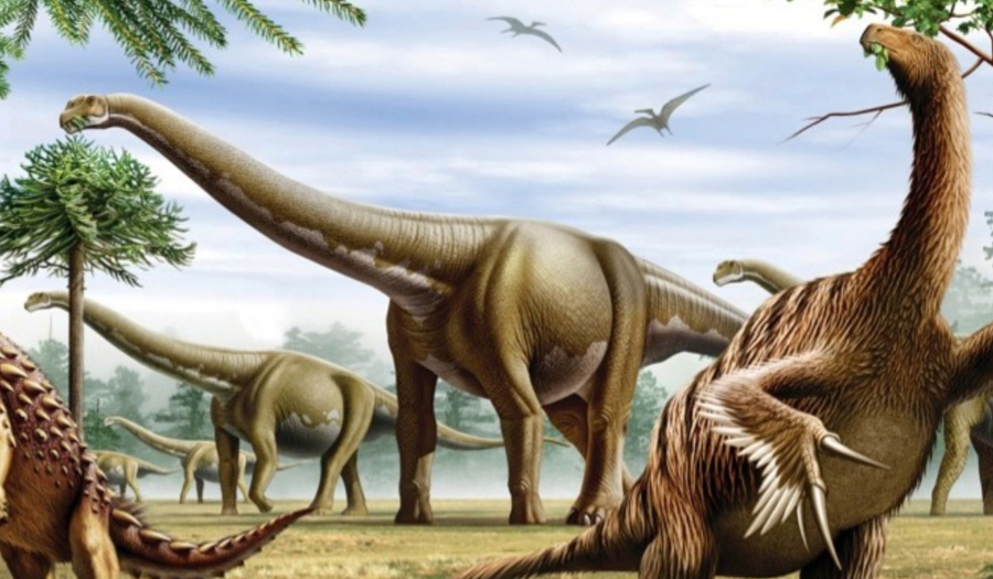 Study Shows Some Dinosaur Migration Delayed By Climate Change