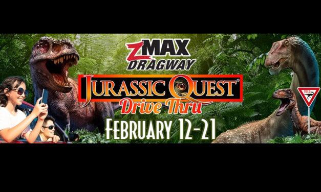 Jurassic Quest Drive Thru Comes To Charlotte, February 12-21