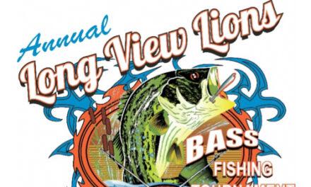 Long View Lions Club Annual Fishing Tournament, Reg. By 3/21
