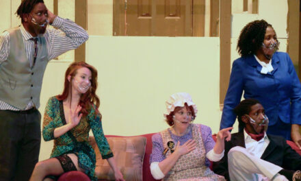 Wildly Funny Noises Off!  Opens Thursday, 2/11, At HCT