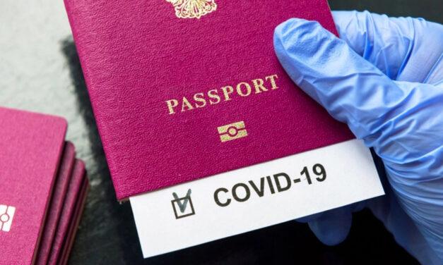 UK Seeks Global Standard On 'Vaccine Passports'