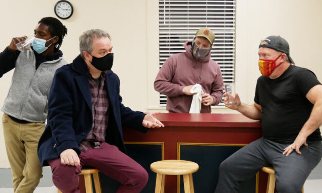 Morganton Actor Returns To The HCT Stage In The Weir, Opens 3/18
