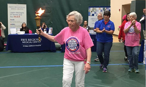 2021 Unifour Senior Games Are Near, Register By March 26