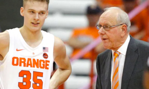 Buddy and Jim Boeheim