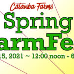 Catawba Farms Inaugural Spring Farmfest And Artisan Market Set For May 15