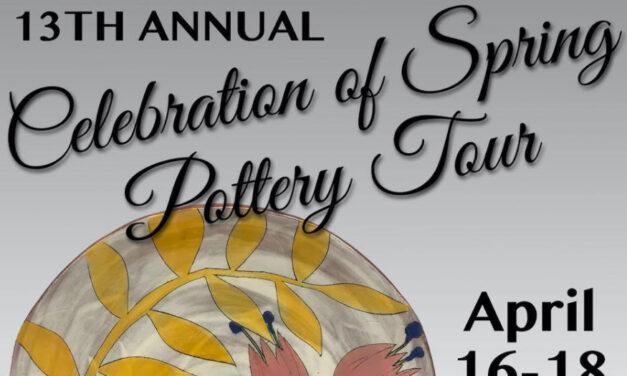 Seagrove Potters Announces Annual Celebration Of Spring Pottery Tour, April 16-18
