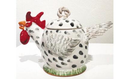 Pottery Sale At Full Circle Arts On Saturday, April 17