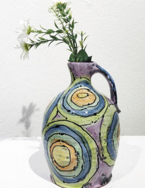 Pottery Sale At Full Circle Arts