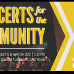 WPS Partners With Local Organizations For Livestream Concert For The Community, March 6