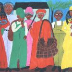 Remembering Local Folk  Artist Addie James