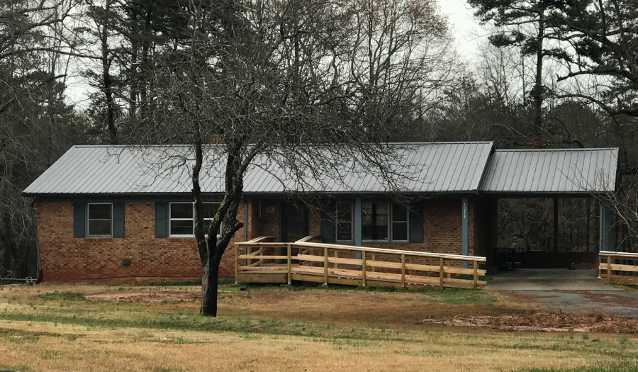 Homeless Ministry's Open House For New Housing Program, 4/11