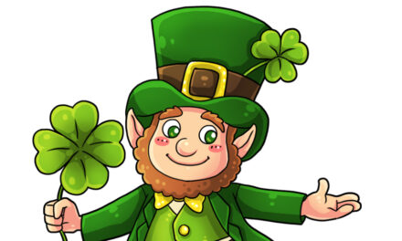 Valdese Community Affairs  Presents The Lucky Leprechaun Hunt, Now Through March 17