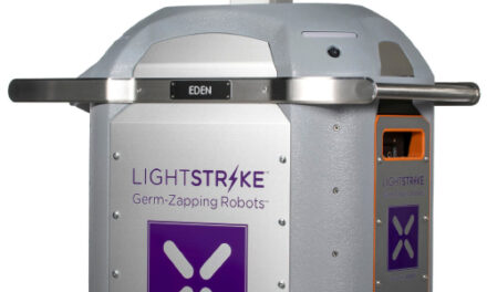 Carolina Caring Deploys Robot To Deactivate Coronavirus