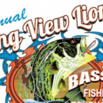 Lions Club Bass Fishing Tourney Rescheduled For Sat., April 3