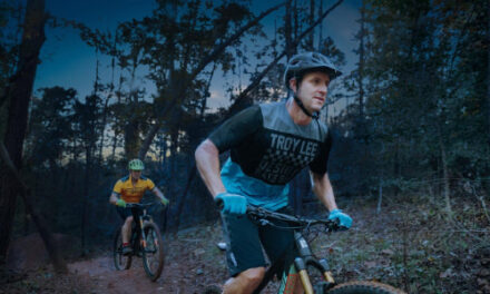 Lake Hickory Trails Night Ride This Friday, March 12