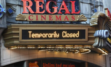 Regal Cinemas, 2nd Largest Chain In US, To Reopen In April